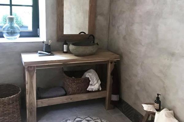 betonova sterka do koupelny