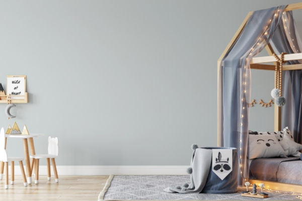 omyvatelná barva odstín TOBI šedivá