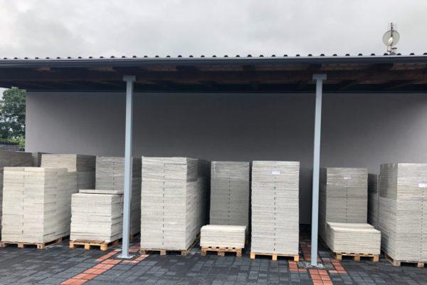 Polystyren cementové desky Styrcon